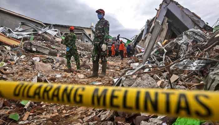 Sejumlah Bencana Alam Terjadi Di Indonesia Pada Awal Tahun ...